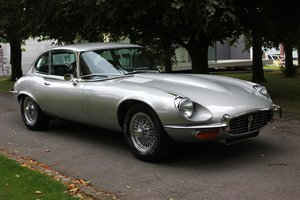 1971 Jaguar E-Type Series 3 V12 Coupe - 45,000 miles