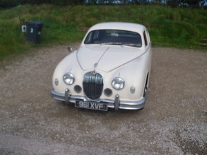 JAGUAR MARK 1 - 3.4 MANUAL OVERDRIVE