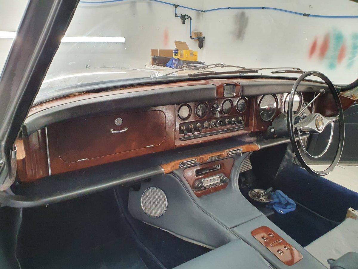 1968 Jaguar 420G / MK10 For Sale (picture 5 of 6)