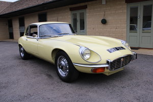 1973 JAGUAR SERIES 3 V12 MANUAL For Sale