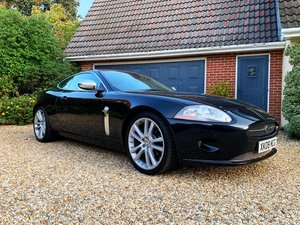 2008 JAGUAR XK 4.2 COUPE STUNNING LOW MILES WITH FSH  For Sale