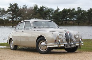 1966 Jaguar MK2 3.4L MOD matching numbers 70k miles For Sale