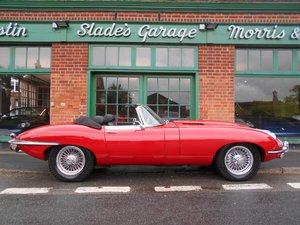 Picture of 1970 Jaguar E-Type 4.2 Series II Roadster  For Sale