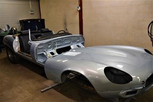Picture of 1973 Jaguar E-Type 5,3l V12 Rdst S III