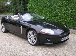 Jaguar XK 4.2 V8 auto convertible