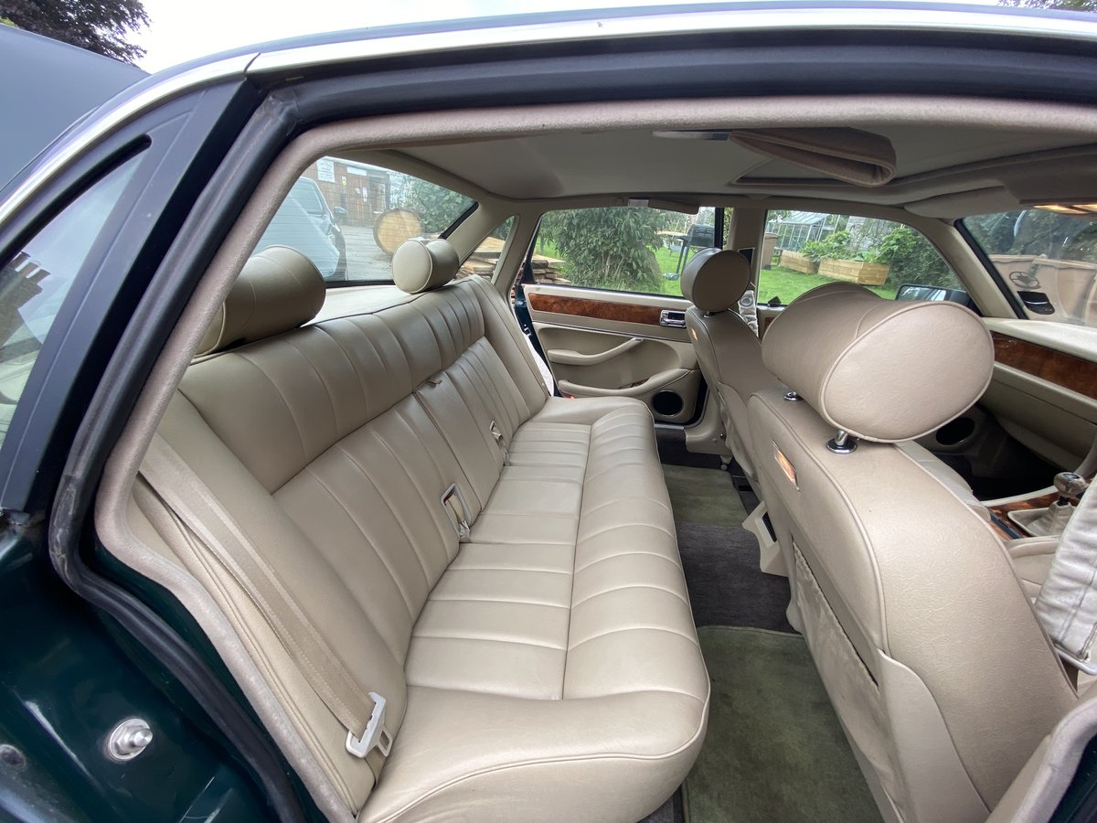 1994 Jaguar XJ6 Gold 3.2 Manual (Rare) - SOLD For Sale (picture 6 of 6)