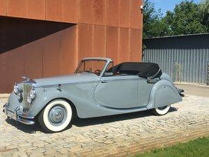 Picture of 1950 Jaguar mk5, mkv drophead coupe For Sale