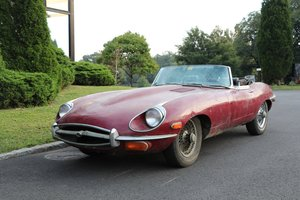 Picture of #23474 1969 Jaguar XKE Series II Roadster For Sale