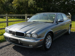 2004 JAGUAR XJ SERIES XJ6 3.0 V6 EXECUTIVE 48K MILES FSH