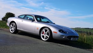 2003 XKR Exceptional low mileage jaguar