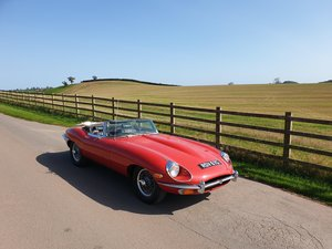 Jaguar E-Type Series2 Roadster RHD