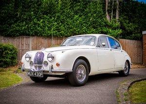 1968 Jaguar MK2 3.4