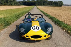 Jaguar D-Type by Realm Engineering