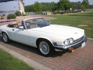 1988 Jaguar XJS V12 Convertible