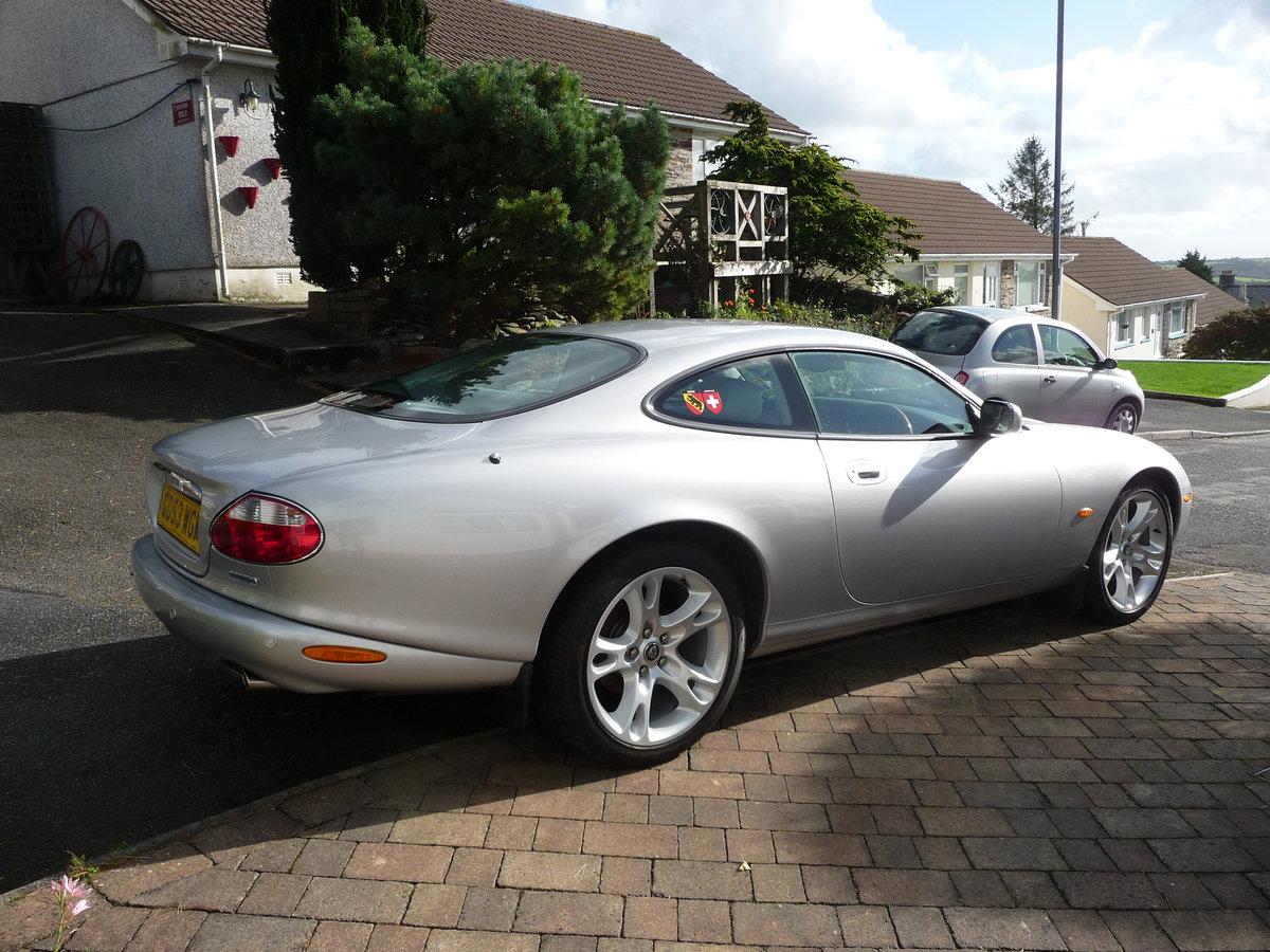 Picture of 2004 Jaguar XK8 4.2 Coupe, super condition! For Sale