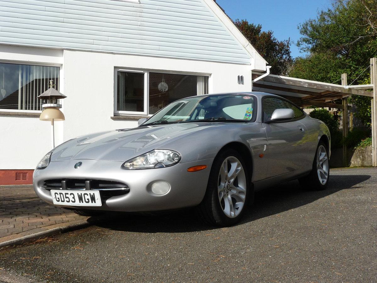2004 Jaguar XK8 4.2 Coupé, excellent condition! For Sale (picture 3 of 6)