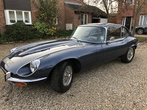 E-Type Total bare metal respray