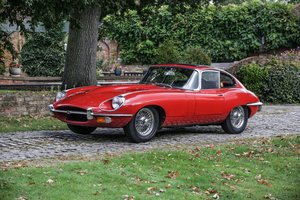 Jaguar E Type 4.2 Series II FHC