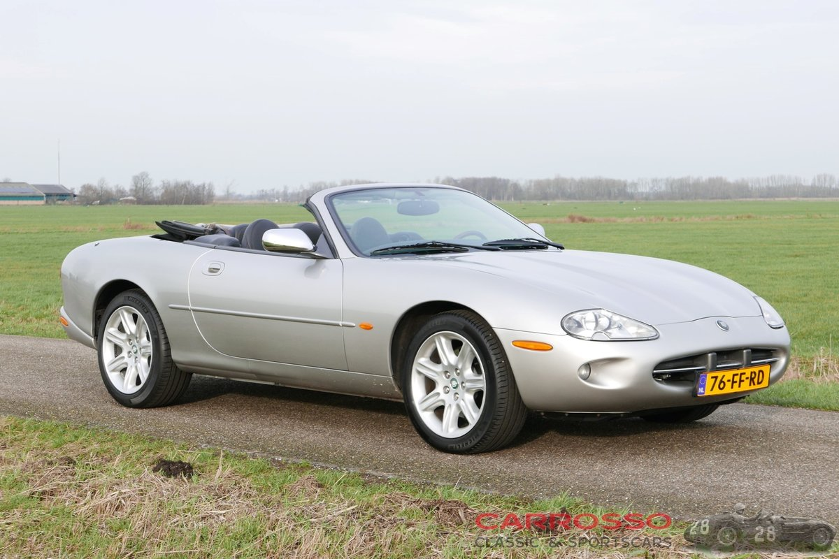 1999 Jaguar XK8 4.0 V8 Convertible in good condition For Sale (picture 1 of 6)