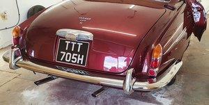 Picture of 1970 Beautiful Regency red met