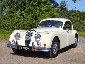 Picture of 1955 Jaguar XK140 Fixed Head Coupe For Sale by Auction