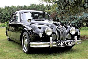 Picture of 1958 Jaguar MKI 3.4 For Sale by Auction