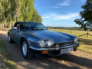 Picture of 1988 Jaguar XJ-S 5.3 Convertible For Sale by Auction
