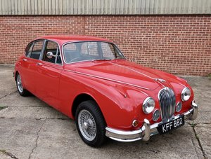 Picture of 1960 1969 Jaguar MKII 3.8 Auto  For Sale