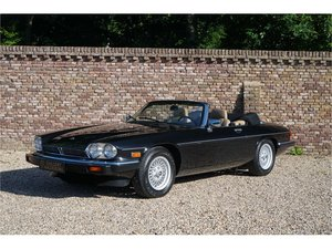 Picture of 1990 Jaguar XJS Convertible with only 43000 Miles For Sale