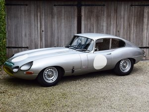Picture of 1964 Jaguar E-Type 3,8 Litre FHC fast road specification (LHD) For Sale
