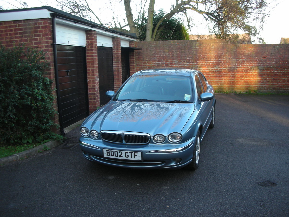 2002 Low mileage x type (70k)  excellent condition For Sale (picture 4 of 4)
