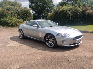 Picture of 2006 Jaguar XK8 (alloy body)
