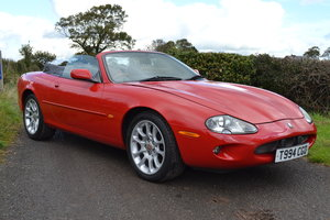 Picture of 1999 Jaguar XKR Convertible For Sale by Auction