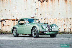 Picture of 1953 Jaguar XK120 Fixed Head Coupe By Nigel Dawes For Sale
