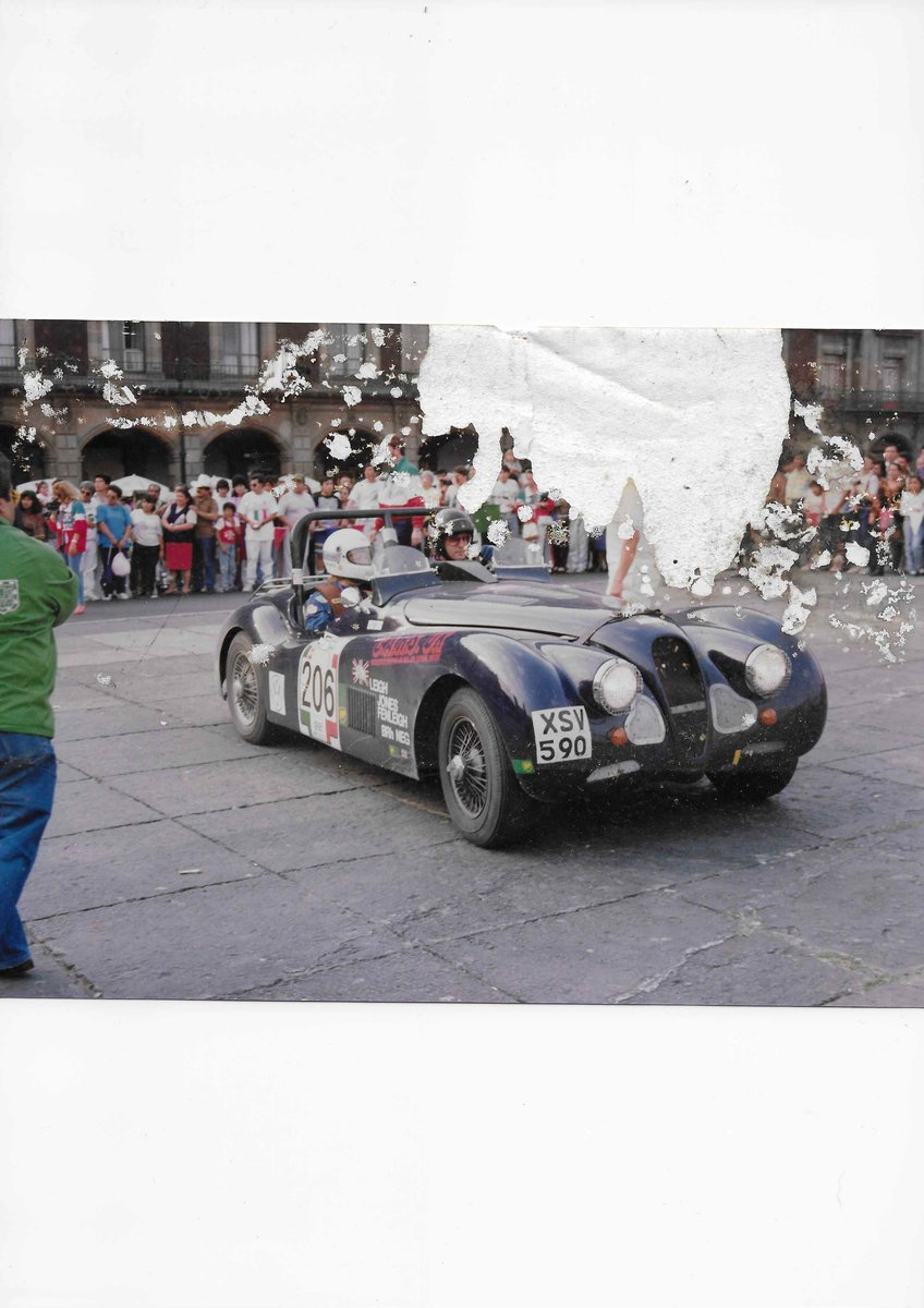 1950 Jaguar XK120 Competition Race Car For Sale (picture 3 of 6)