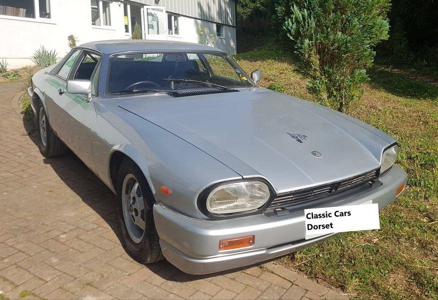 1982 Jaguar XJS For Sale   Car And Classic