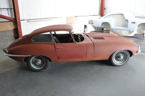 Picture of 1962 Full numbers matching Jaguar E-Type (Series 1 3.8) Project For Sale