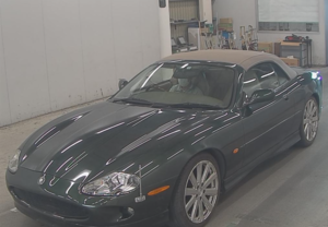 Picture of 1997 JAGUAR XK8 CONVERTIBLE FULL BODY KIT * LOW MILEAGE *  For Sale