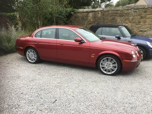 Superb Jaguar S Type, Excellent History