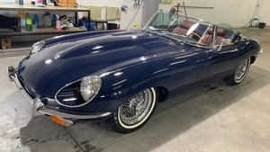 Picture of 1971 Jaguar E-type series II