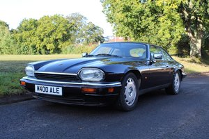 Picture of Jaguar XJS 4.0 Auto 1995 - To be auctioned 30-10-20