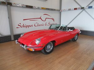 Picture of 1969 Jaguar E Type Roadster 4.2 Series 2 For Sale