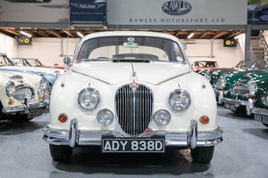 Picture of 1966 Jaguar MkII 3.4 Manual, Overdrive, UK RHD