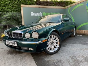 Picture of 2003 Superb Jag XJ6 Auction this Monday (12th) SOLD by Auction