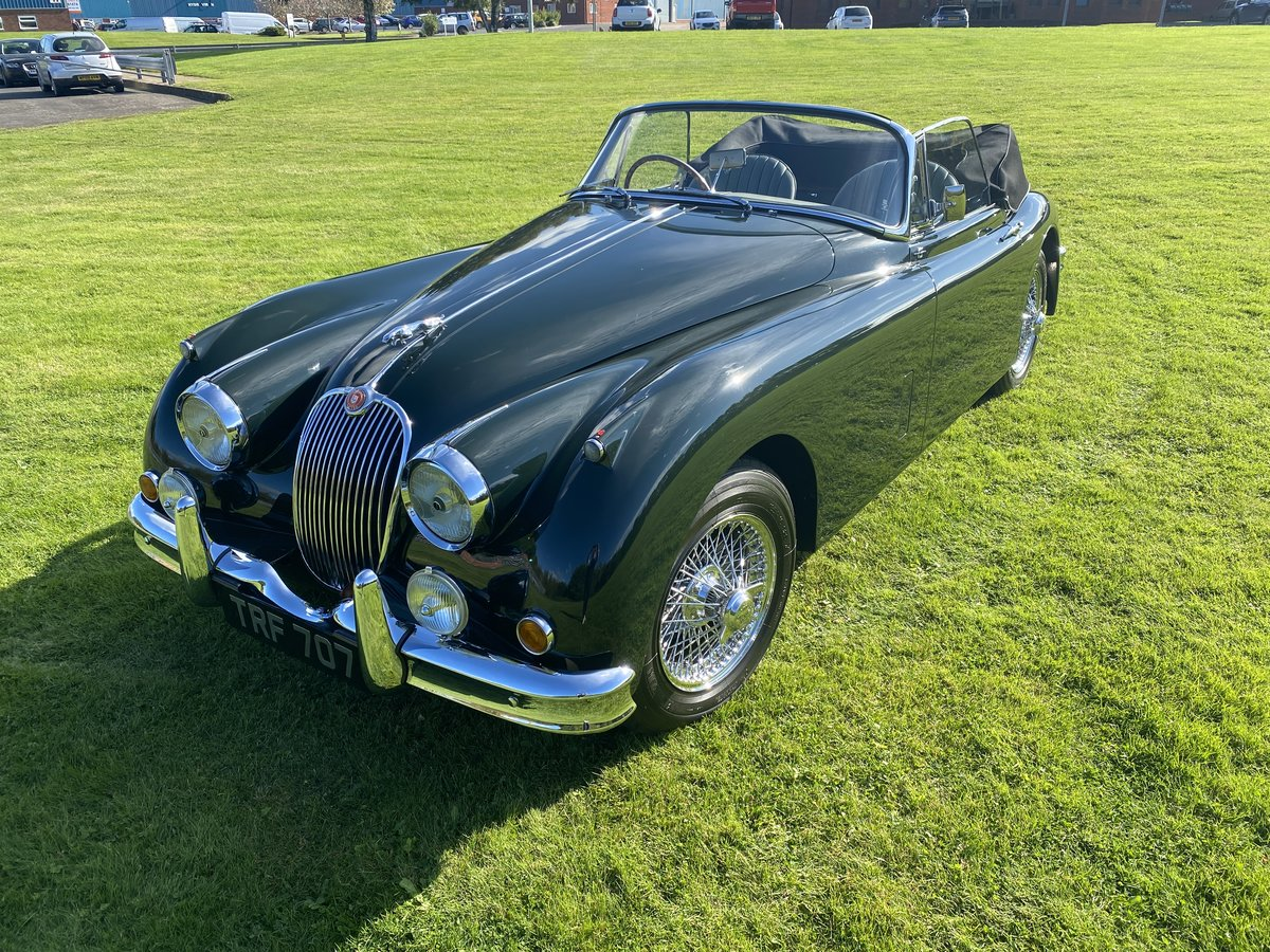 1960 Jaguar XK150s Genuine RHD one of only 68 For Sale (picture 1 of 6)