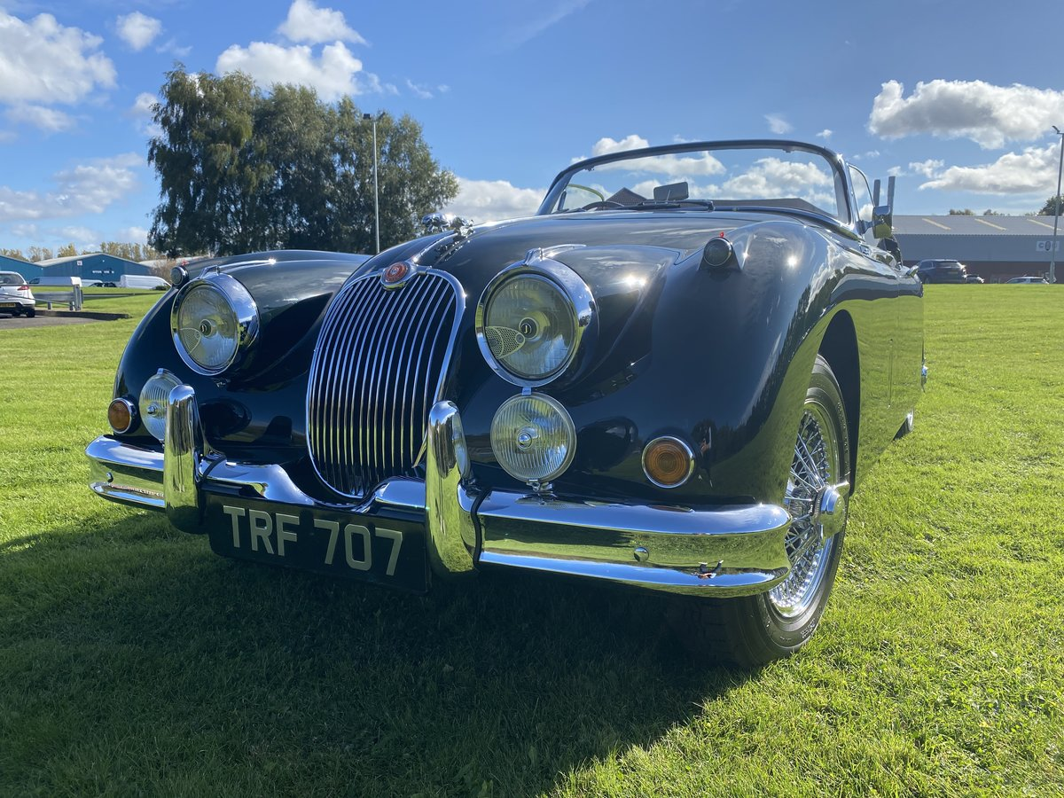 1960 Jaguar XK150s Genuine RHD one of only 68 For Sale (picture 4 of 6)