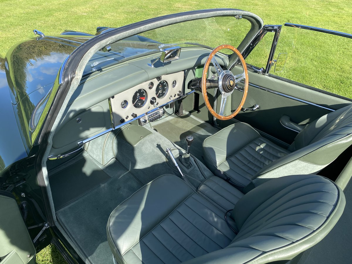 1960 Jaguar XK150s Genuine RHD one of only 68 For Sale (picture 5 of 6)