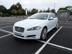 XF Sportbrake Very LOW mileage