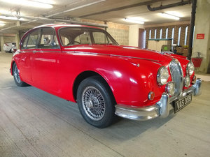 Picture of 1960 Jaguar MK II 3.4 Manual for auction 29th/30th October SOLD by Auction