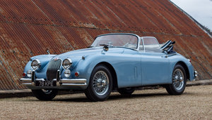 Picture of 1959 Jaguar XK150 3.4 S Drophead Coupé SOLD